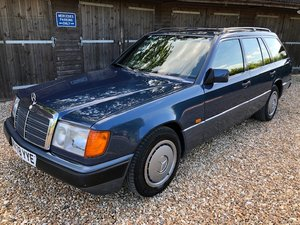 1991 Mercedes 300 TD ( 124-series ) For Sale