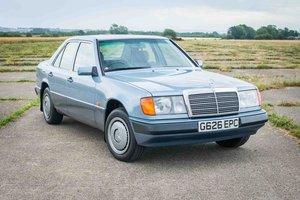 1990 Mercedes-Benz W124 230E - 31K Miles - FMBSH - All Original SOLD