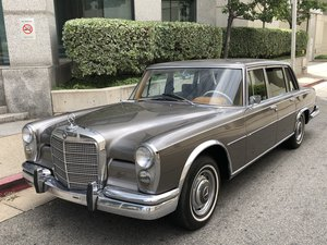 1965 MERCEDES-BENZ 600 SWB For Sale