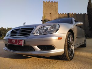 2004 S 65 AMG 15.000KM!!!!!!!!!!!!!!!!! For Sale