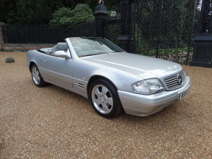 2000 MERCEDES 320 SL V6 For Sale