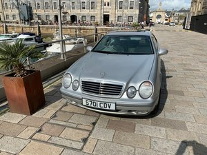 1998 Mercedes Benz CLK 200 Auto Elegance petrol. For Sale