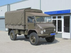1968 Ex- Swiss Army 4x4 Troop Carrier MOT & TAX Exempt For Sale