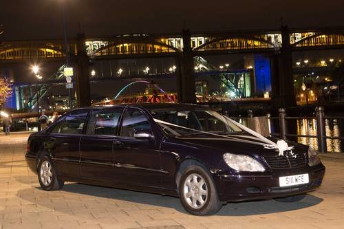 2002 Mercedes S Class 500 limo, For Sale (picture 6 of 6)