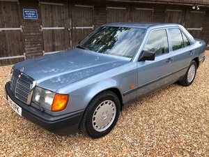 1989 Mercedes 300E ( 124-series ) Saloon For Sale