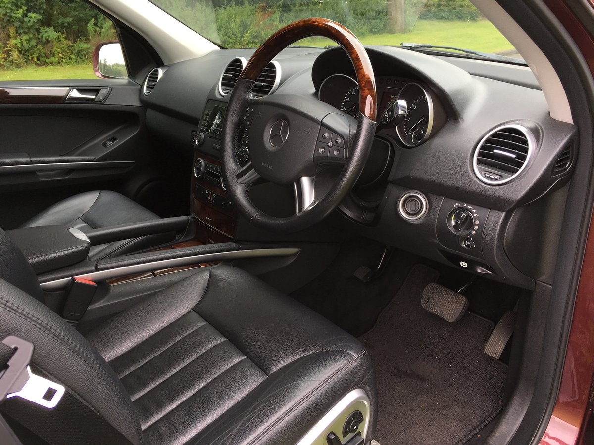2006 Mercedes ML500 V8 - 59,400 miles - Excellent Example For Sale (picture 4 of 6)