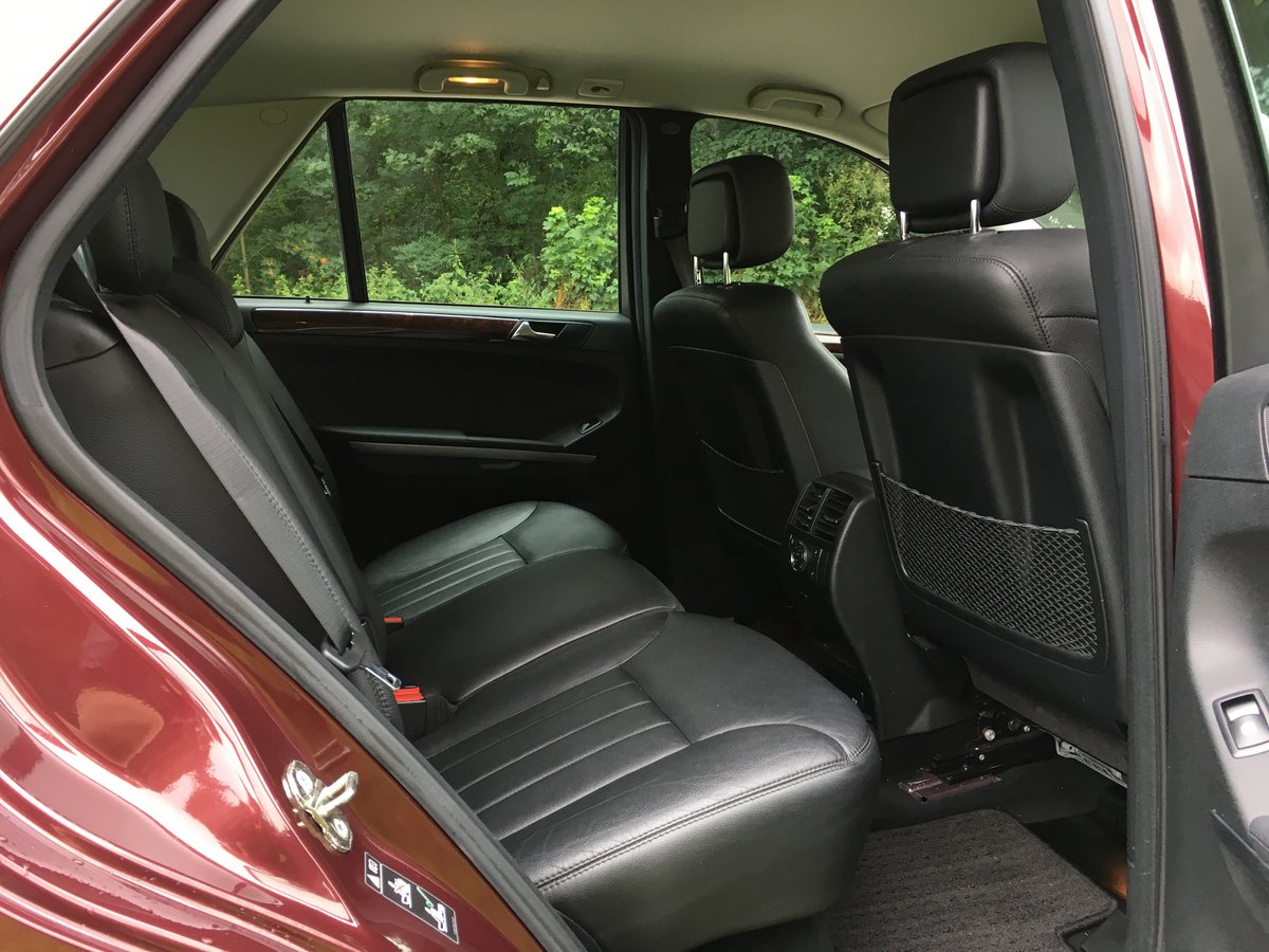 2006 Mercedes ML500 V8 - 59,400 miles - Excellent Example For Sale (picture 5 of 6)