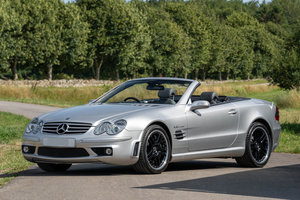 2005 Mercedes Benz SL65 AMG - 44,000 Miles from New