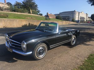 1968 Mercedes PAGODA 280 SL For Sale