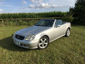 2002 Mercedes SLK 320 STUNNING  V6 CONVERTIBLE For Sale