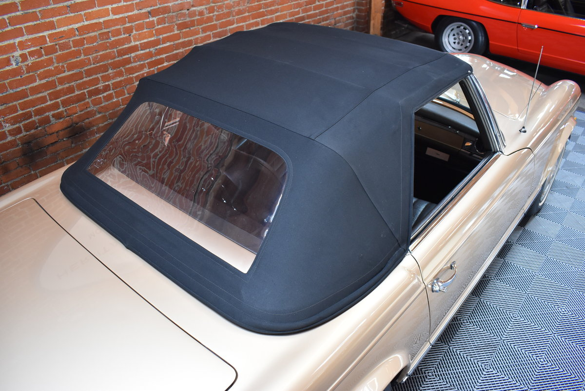 1970 Mercedes Benz 280SL For Sale (picture 6 of 6)