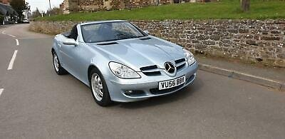 2007 Mercedes-Benz SLK200 Kompressor 1.8  For Sale
