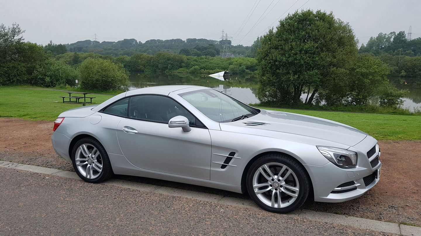 2013 Mercedes SL 350 Auto Convertible For Sale (picture 3 of 6)