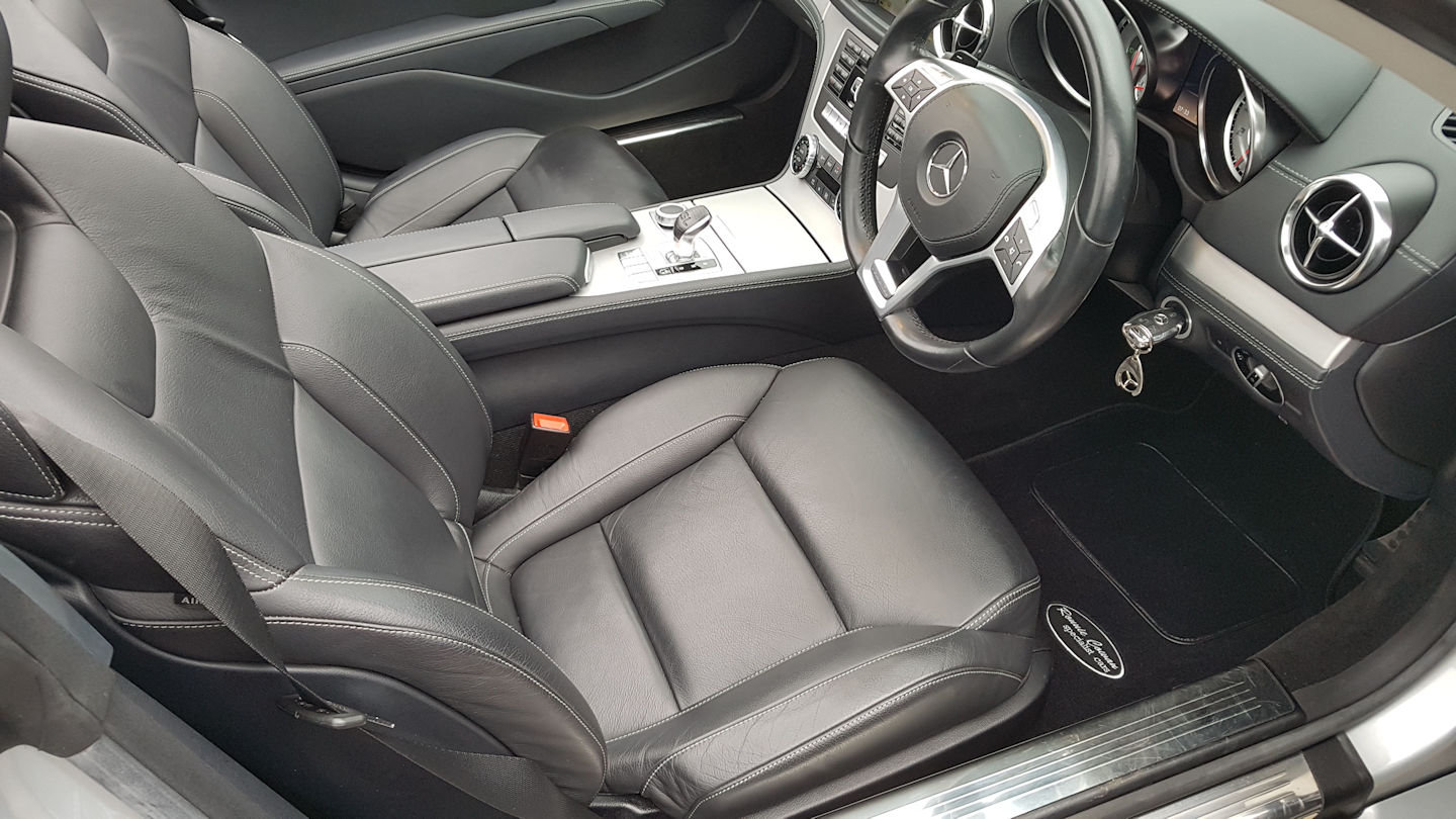 2013 Mercedes SL 350 Auto Convertible For Sale (picture 5 of 6)