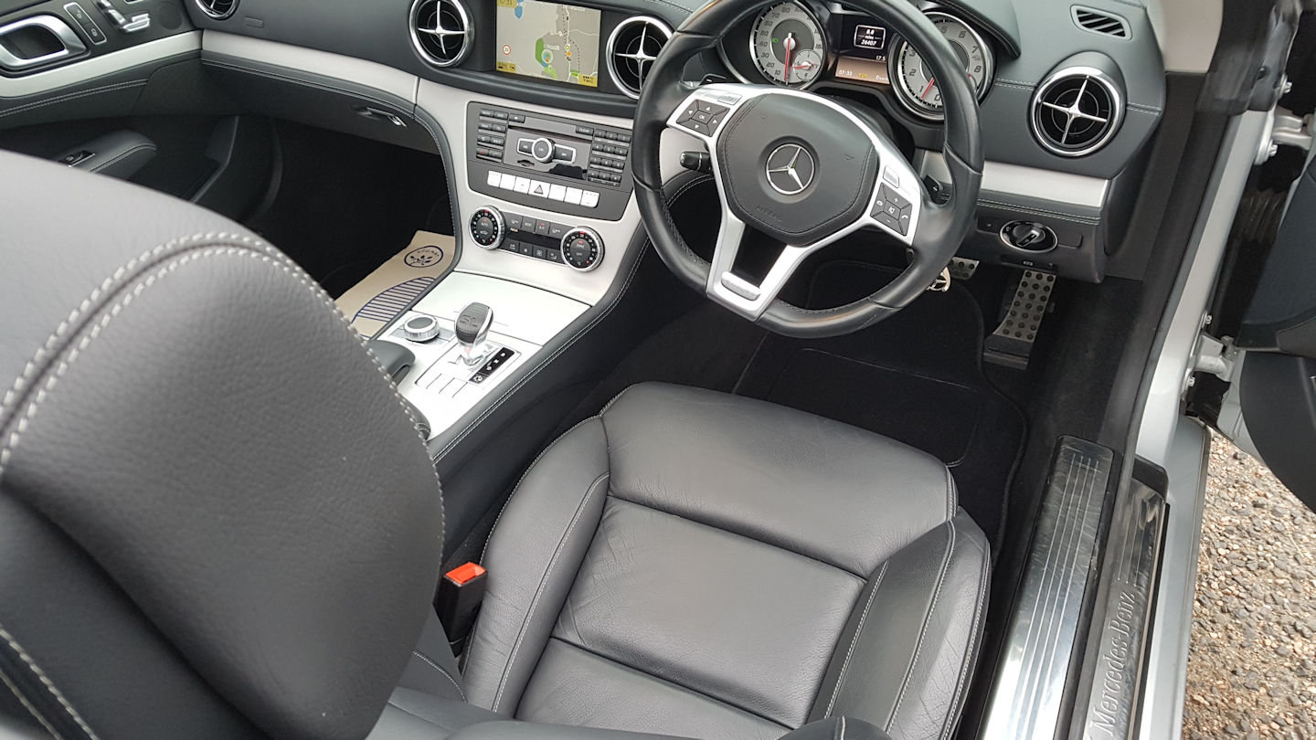 2013 Mercedes SL 350 Auto Convertible For Sale (picture 6 of 6)