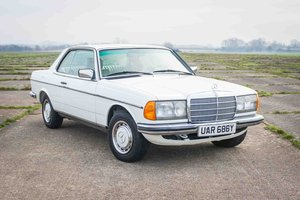 1983 Mercedes-Benz W123 280CE - LHD - Swiss - Corrosion Free SOLD