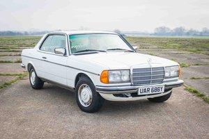 1983 Mercedes-Benz W123 280CE - LHD - Swiss - Corrosion Free