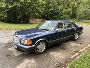 1992 MERCEDES SEL 500 LWB  For Sale