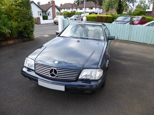 1998 Mercedes SL320 (R129) (1998) For Sale