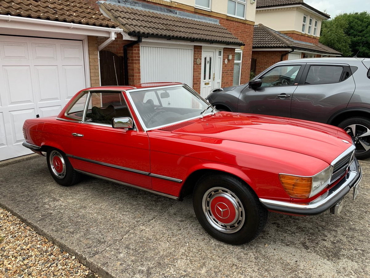 1978 Mercedes-Benz 280SL (R107) Tax Exempt SOLD (picture 2 of 6)