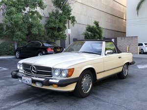 Picture of 1988 MERCEDES-BENZ 560 SL SOLD