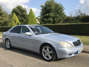2002 Mercedes Benz S320 CDI 4DR Auto 195BHP Excellent runner For Sale