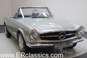 Mercedes 280 SL Pagode 1969 fully restored