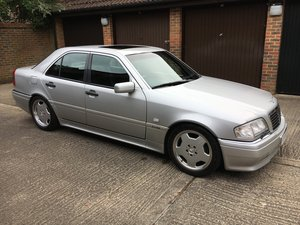 1997 Mercedes C36 AMG in amazing condition For Sale