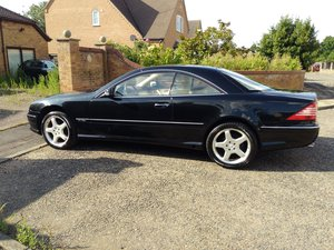 2000 CL500 AMG, LHD, AMG Kit, Distronic, Self Close Doors, 19 For Sale