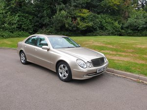 2004 Mercedes E320 CDi. Tip Auto. Low Miles. FSH. Lovely Example