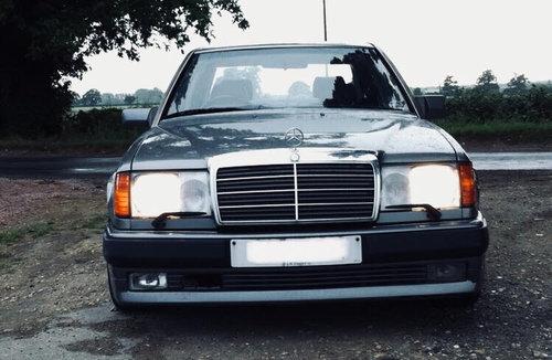 1989 Mercedes 260e auto 89k miles- Carat Duchatelet For Sale (picture 4 of 4)
