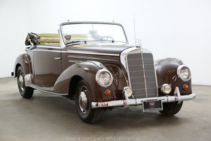 1954 Mercedes-Benz 220 Cabriolet A For Sale