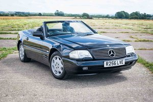 1997 Mercedes-Benz R129 SL320 55K Miles - FSH - 2 Owners For Sale