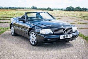 1997 Mercedes-Benz R129 SL320 55K Miles - FSH - 2 Owners