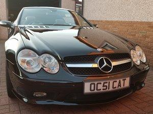 2005 Mercedes SL 55 amg For Sale