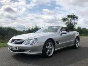 2003 Mercedes Benz 600 SL Automatic SOLD