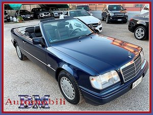 1997 MERCEDES E200 CABRIO 136CV - 1 OWNER - FIRST PAINT