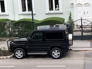 Mercedes G500 For Sale | Car and Classic