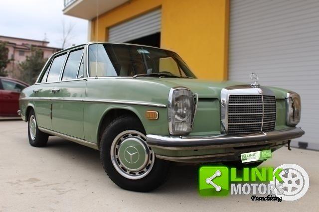 Mercedes 220d /8 w115 (1973) -PEZZO UNICO CONSERVATA For Sale (picture 1 of 6)