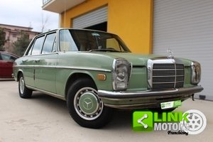 Mercedes 220d /8 w115 (1973) -PEZZO UNICO CONSERVATA For Sale