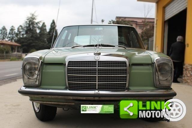 Mercedes 220d /8 w115 (1973) -PEZZO UNICO CONSERVATA For Sale (picture 3 of 6)