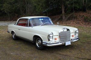 1963 Mercedes Benz 220 SEb - Lot 636
