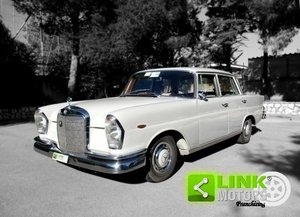 Mercedes (W111) 220B BERLINA (1960) For Sale