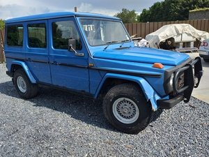 Mercedes Benz G Wagon For Sale >> Mercedes G Wagon For Sale Car And Classic