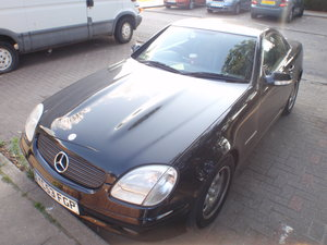 2003 Mercedes slk 200k  very low miles/owners superb
