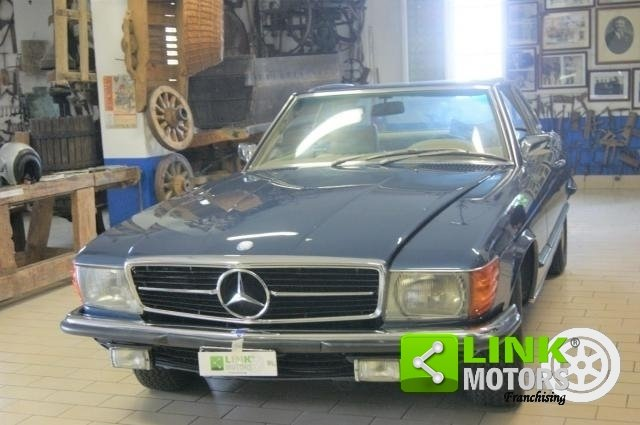 1972 Mercedes Classe SL 350 PAGODA  HARD TOP RESTAURO TOTALE For Sale (picture 1 of 6)