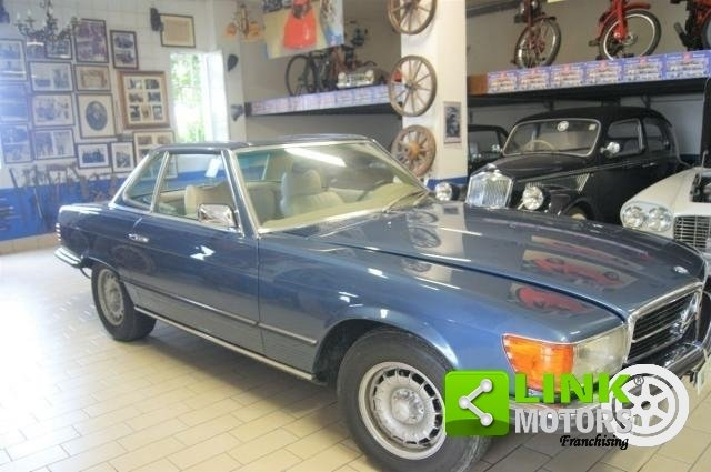 1972 Mercedes Classe SL 350 PAGODA  HARD TOP RESTAURO TOTALE For Sale (picture 2 of 6)