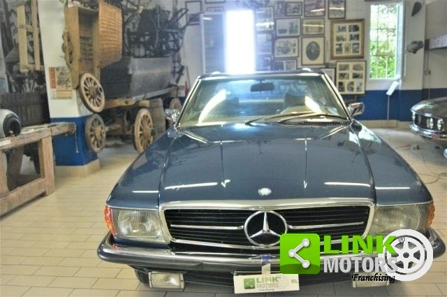 1972 Mercedes Classe SL 350 PAGODA  HARD TOP RESTAURO TOTALE For Sale (picture 3 of 6)