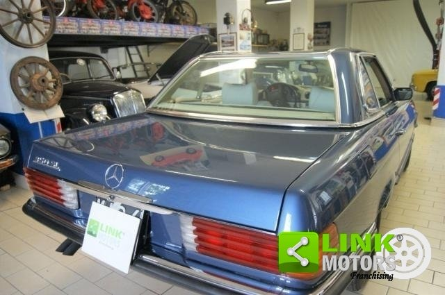 1972 Mercedes Classe SL 350 PAGODA  HARD TOP RESTAURO TOTALE For Sale (picture 4 of 6)