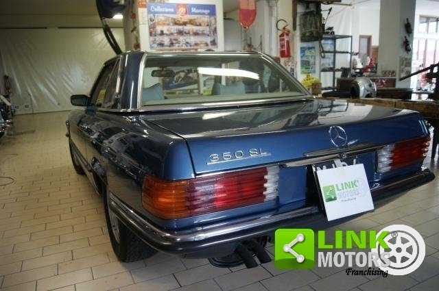 1972 Mercedes Classe SL 350 PAGODA  HARD TOP RESTAURO TOTALE For Sale (picture 6 of 6)
